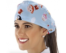 Gorro de Amarrar Bichinhos - Fun Mask